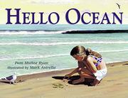 Book Cover for HELLO OCEAN