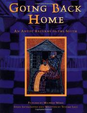 Cover art for GOING BACK HOME