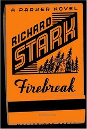 Cover art for FIREBREAK