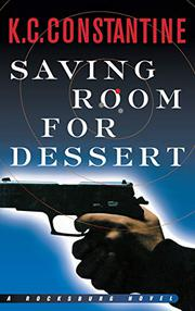 Book Cover for SAVING ROOM FOR DESSERT