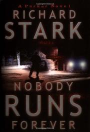 Book Cover for NOBODY RUNS FOREVER