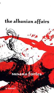 Cover art for THE ALBANIAN AFFAIRS