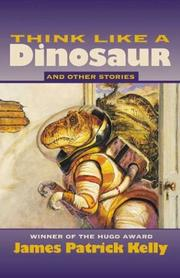 Cover art for THINK LIKE A DINOSAUR
