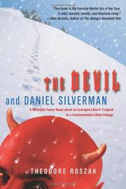 Cover art for THE DEVIL AND DANIEL SILVERMAN