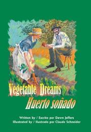 Cover art for VEGETABLE DREAMS/HUERTO SOÑADO