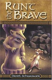 Book Cover for RUNT THE BRAVE