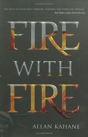 Book Cover for FIRE WITH FIRE