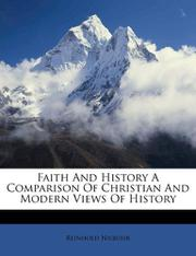 Cover art for FAITH AND HISTORY