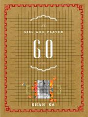 Cover art for THE GIRL WHO PLAYED GO