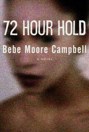 Book Cover for 72 HOUR HOLD