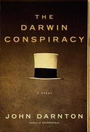 Cover art for THE DARWIN CONSPIRACY