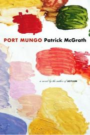 Cover art for PORT MUNGO