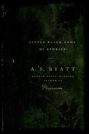 Cover art for LITTLE BLACK BOOK OF STORIES