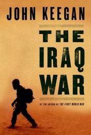 Cover art for THE IRAQ WAR