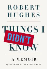 Book Cover for THINGS I DIDN'T KNOW