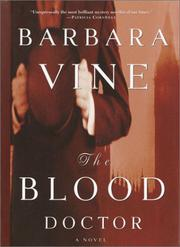 Cover art for THE BLOOD DOCTOR