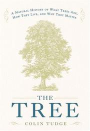Book Cover for THE TREE