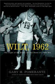 Cover art for WILT, 1962