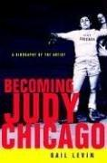 Book Cover for BECOMING JUDY CHICAGO