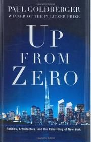 Book Cover for UP FROM ZERO