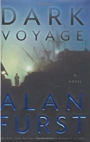 Cover art for DARK VOYAGE