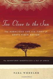 Book Cover for TOO CLOSE TO THE SUN