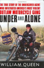 Book Cover for UNDER AND ALONE