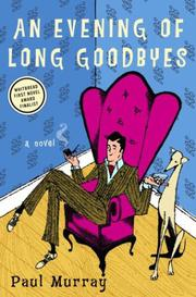 Book Cover for AN EVENING OF LONG GOODBYES