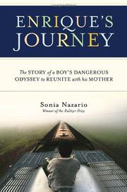 Cover art for ENRIQUE'S JOURNEY
