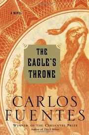 Book Cover for THE EAGLE'S THRONE