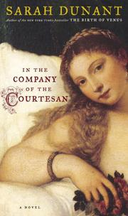 Cover art for IN THE COMPANY OF THE COURTESAN