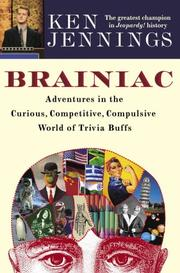 Cover art for BRAINIAC