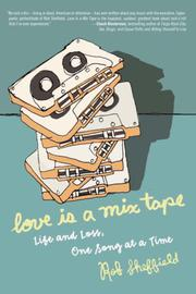 Cover art for LOVE IS A MIX TAPE