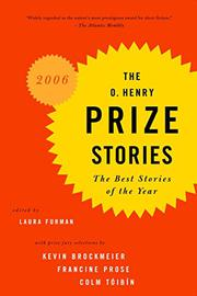 Cover art for THE O. HENRY PRIZE STORIES 2006
