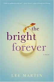 Cover art for THE BRIGHT FOREVER