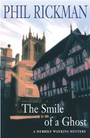 Cover art for THE SMILE OF A GHOST