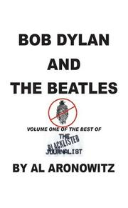 Cover art for BOB DYLAN AND THE BEATLES