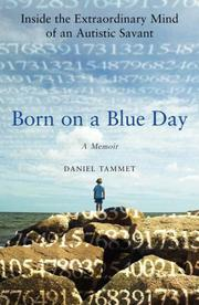 Book Cover for BORN ON A BLUE DAY