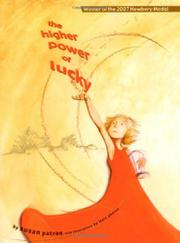 Cover art for THE HIGHER POWER OF LUCKY
