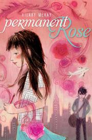 Book Cover for PERMANENT ROSE
