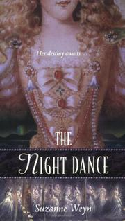 Book Cover for THE NIGHT DANCE