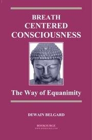 Book Cover for BREATH CENTERED CONSCIOUSNESS