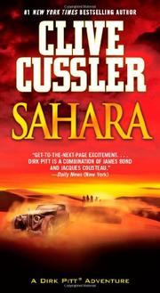 Cover art for SAHARA