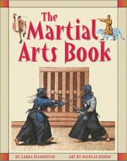 Cover art for THE MARTIAL ARTS BOOK