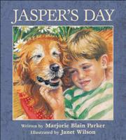 Cover art for JASPER'S DAY