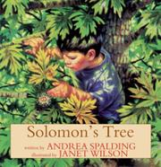 Cover art for SOLOMON'S TREE