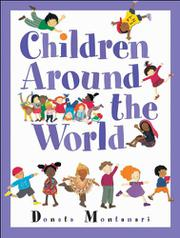 Cover art for CHILDREN AROUND THE WORLD