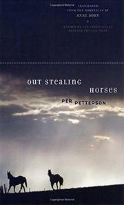 Cover art for OUT STEALING HORSES