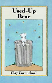 Cover art for USED-UP BEAR