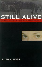Cover art for STILL ALIVE
